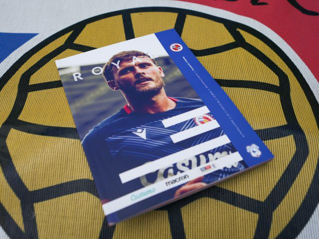 Reading FC v Cardiff City - The EFL Sky Bet Championship 19/20, Football, Madejski Stadium, Reading, Berkshire, UK. 18 AUG 2019