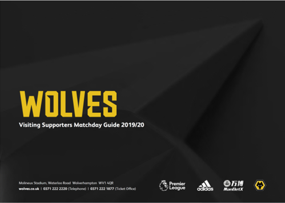 Wolves Away