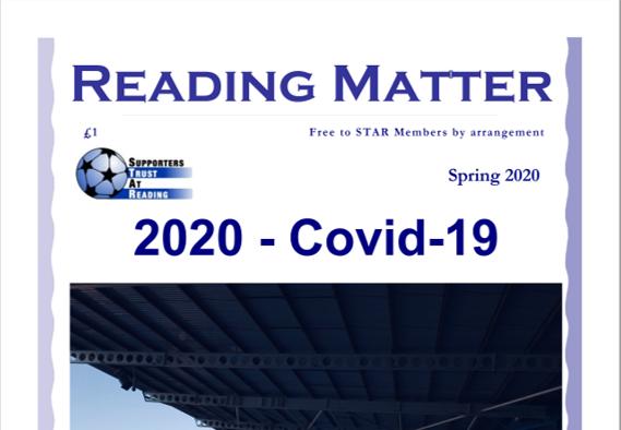 Reading Matter Image